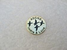 PIN'S ADCGE  indre et loire / CHASSE CHASSEURS / PINS PIN ANIMAL T26