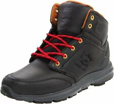 DC Ranger SE Boot mens size 7 Black/red skate bmx lifestyle etnies fallen es