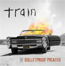Bulletproof Picasso by Train (CD, Sep-2014, Columbia (USA))