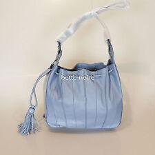 MIMCO COM-PLEAT SMALL POUCHE MIST BLUE Leather RRP$349 BNWT Bag Handbag Compleat