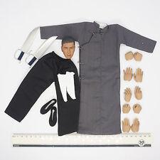 XB126-01 1/6 Scale HOT Ip Man Kung Fu Full Suit Set w/h Head Sculpt & Hands TOYS