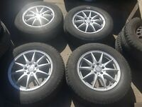 W166 A1664010502 Gle Gls ML/ Michelin  235/65 R17 104V Winter