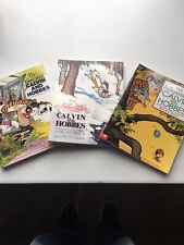 Calvin and Hobbes, Set Of 3 Books, Bill Watterson