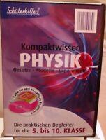 Software für die Schule mit Buch + Kompaktwissen Physik + 5.-10. Klasse #M83