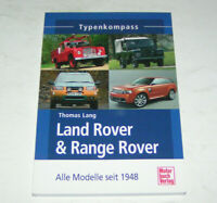 Typenkompass Land Rover & Range Rover Defender, Discovery, Freelander + Plus