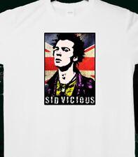 Sid Vicious T-Shirt Large / Sex Pistols