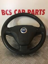 2005 - 2010  FIAT PUNTO 1.3 DIESEL MULTI FUNCTION  STEERING WHEEL & AIRBAG