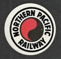 """Great Northern Railway Baggage or Package Promotional Stamp 1"""" size MNH"""