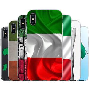 dessana Italien TPU Silikon Schutz Hülle Case Handy Tasche Cover für Apple