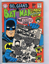 Batman #198 DC 1968
