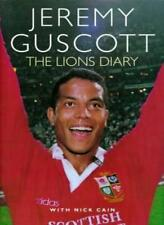 The Lions Diary,Jeremy Guscott, Nick Cain