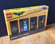 LEGO The Batman Movie MINIFIGURE Set TOYS R US Exclusive NEW DC