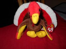 "TY BEANIE BABIES ""GOBBLES"" *MULTIPLE ERRORS* *RETIRED*MUST L@@K!!!  C@@L!!!"