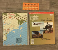 Strategy & Tactics 196 W Vietnam Battles Game Unpunched