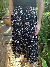 Country Road Floral Midi Skirt 10