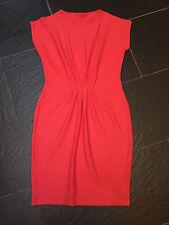 NEXT ORANGE SMART DRESS SIZE 10 BRAND NEW £32