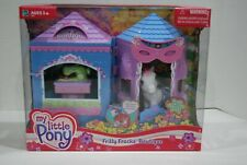 My Little Pony Frilly Frocks Boutique Play Set 2005 New In Box