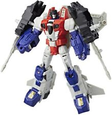 TRANSFORMERS TRA Power of the Primes Voyager CLASS STARSCREAM FIGURE FIGURINE
