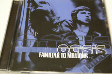Oasis - Familiar To Millions - NM (CD)