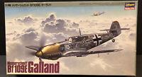 Hasegawa J4 Messerschmitt Bf109E Galland 1/48 Scale sealed parts J004