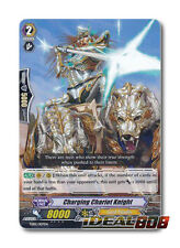 Cardfight Vanguard  x 4 Charging Chariot Knight - TD05/007EN - TD (common ver.)