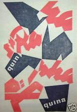 PUBLICITÉ 1958 QUINQUINA ST RAPHAEL VIN APÉRITIF - ADVERTISING