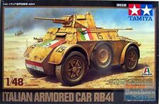 KIT TAMIYA 1:48 ITALIAN ARMORED CAR AB41 ART 89778