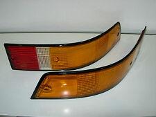 Porsche 911 Rücklichtglas Blinkerglas Paar Schwarz 91163194900 91163195000