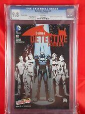 DC Comics CONVENTION EDITION #45 CGC 9.8 Detective Comics 2015 NYCC Exclusive