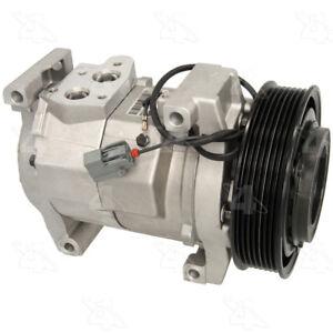 Remanufactured AC A/C Compressor 10S17C PV7 for Honda Accord 2.4L 2003-2007
