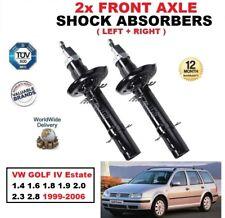 vorne links rechts Stoßdämpfer VW Golf IV Kombi 1.4 1.6 1.8 1.9 2.0 2.3 2.8