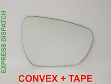 For SUZUKI CELERIO 2014-2018 Wing Mirror Glass Convex  Right Side SU032