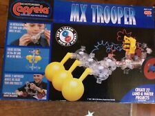 Capsela Motorized Construction Toy Mx Trooper 22 Land & Water Projects 80-9400