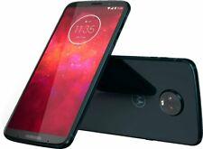 NEW Motorola - Moto Z3 Play 32GB Cell Phone (Unlocked) US Version - Deep Indigo