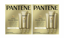 Pantene Rescue Shots Hair Ampoules Treatment Pro-V Intensive Repair of Damaged
