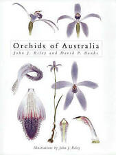 NEW Orchids of Australia (Princeton Field Guides) by John J. Riley