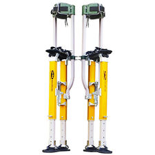 "Sur-Pro Sur-Mag Dual Pole Magnesium Drywall/Painting Stilts 15-23"" - Small"