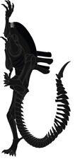 Climbing Alien Xenomorph Decal monocolor