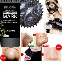Magical 50ml Charcoal Blackhead Remover Peel-Off Facial Cleaning Black Face Mask