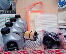 Servicesatz Filter FORD FIESTA VI +4LT Öl Ford 5W30 1.4 tdci 50Kw 68Cv