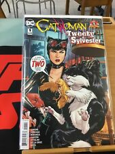CATWOMAN TWEETY & SYLVESTER SPECIAL #1