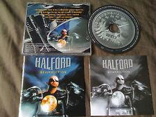 HALFORD JUDAS PRIEST/ resurrection /JAPAN LTD CD