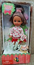 BARBIE KELLY CLUB HOLIDAY PARTY KEEYA DOLL G8857 *new*