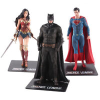 Justice League Superman Batman Wonder Woman Artfx Statue Figure Model Toy