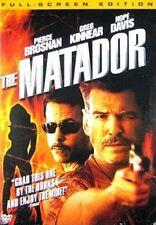 Matador 0796019791496 With Pierce Brosnan DVD Region 1