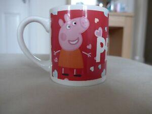 CHILDREN'S PEPPA PIG MUG