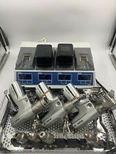 Stryker System 8 Cordless Driver Set With 5 Attachments Batteries Amp Charger