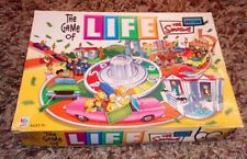 THE GAME OF LIFE THE SIMPSONS EDITION COMPLETE LOVELY CONDITION CHRISTMAS FUN
