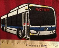 New Flyer NYCT Bus Patch.