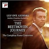 Andsnes, Leif Ove - The Beethoven Journey - Piano Concertos Nos.1-5 New CD